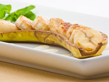 Baked Bananas - Dietitian's Choice Recipe