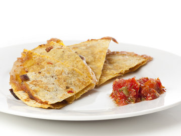 Chicken Quesadilla - Lactose Free