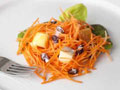 Apple Carrot Salad