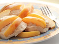 Chicken with Quinces