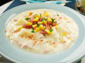 Corn And Tuna Chowder