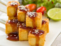 Teriyaki Pineapple Tofu
