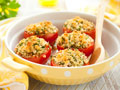 Tomato Cheese Bake