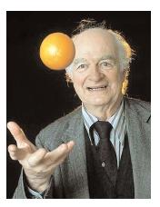 Two-time Nobel Prize winner Linus Pauling. Pauling's early work in chemistry earned him the world's respect, but his later work on nutrition was controversial. [© Roger Ressmeyer/Corbis. Reproduced by permission.]