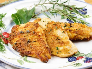Breaded Chicken - Lactose Free