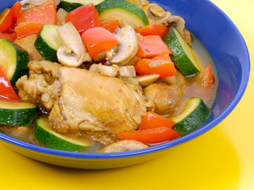 Greek Chicken - Dietitian's Choice Recipe