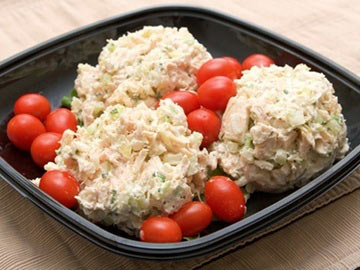 Simple and Classic Chicken Salad