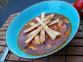 Chicken Tortilla Soup LF